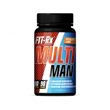 FIT-Rx Multi Man 90 tab
