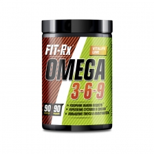 FIT-Rx Omega 3-6-9 90 caps