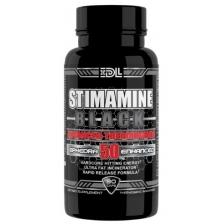 IDL labs STIMAMINE BLACK 50mg Ephedra 90 caps