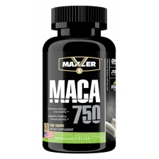 Maxler Maca 750 6:1 Concentrate 90 vegan capsules (для потенции)
