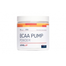 Level UP BCAA Pump 250 г БОНУС