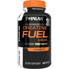 TwinLab Mega Creatine Fuel 120 caps