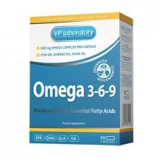 VPLab Omega 3-6-9 60 caps