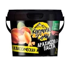 Кусочек Сочи арахисовая паста 300 гр