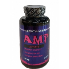 Epic Labs AMP Citrate 90caps 100mg
