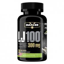 Maxler LJ100® Tongkat Ali 100:1 Extract 30 vegan caps