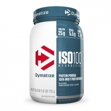 Dymatize ISO-100-0 Carb Whey 1.6 lb