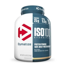 Dymatize ISO-100-0 Carb Whey 5 lb