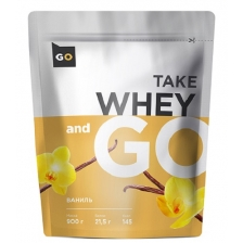TAKE and GO Whey 900 гр