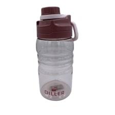 Бутылка для воды Diller D22 1000ml (Розовый)
