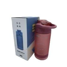 Бутылка для воды Diller D23 550ml (Розовый)