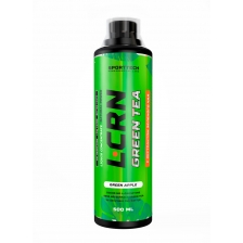 SPORT TECHNOLOGY L-carnitine + green tea CONCENTRATE 500 ml