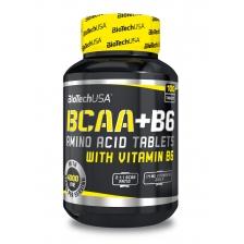 BioTech BCAA + B6 100 tabs