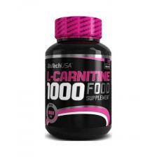 Biotech L-carnitine 1000 60 caps