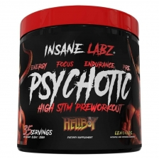 Insane Labz Psychotic HELLBOY edition - new formula