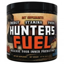 DRT Supplements Hunters Fuel  energy/stamina/focus