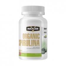 Maxler Organic Spirulina 505 mg 180 tabs