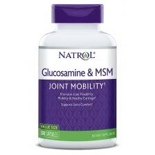 NATROL Glucosamine MSM 360 табл. (срок 12.19)