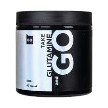 TAKE and Go Glutamine 200г