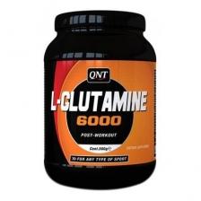 QNT L-Glutamine 6000 Нейтральный 500g