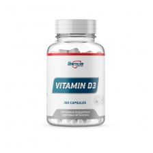 GeneticLab VITAMIN D3 холекальциферол 360 капс
