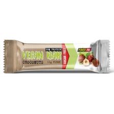 PowerPro Батончик с орехами и сухофруктами «Веган» со вкусом «Шоконатс» 40г (x20)