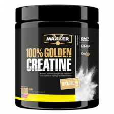 Maxler 100% Golden Micronized Creatine 1000 g (can)
