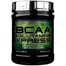 Scitec Nutrition BCAA + Glutamine Xpress 300 g.