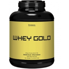 Ultimate Whey gold 5 lbs
