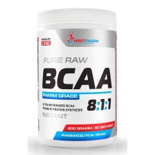 WestPharm BCAA 8:1:1 400 g 80 serv