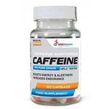 WestPharm Caffeine 60 caps