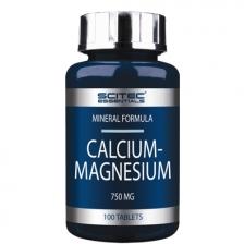 Scitec Essentials Calcium-Magnesium 100 tabs
