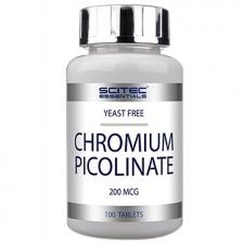 Scitec Essentials Chromium Picolinate 100t