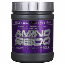 Scitec Nutrition Amino 5600 200t