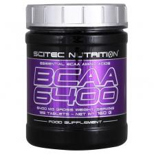 Scitec Nutrition BCAA 6400 125t