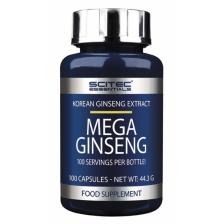 Scitec Essentials Mega Ginseng 100caps