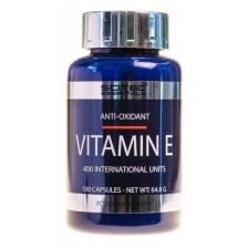 Scitec Essentials Vitamin E 100caps
