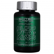 Scitec Nutrition Euro Vita-Mins 120t
