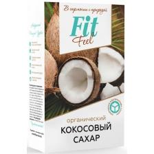 Fit Parad Кокосовый сахар 200г кор. FitFeel 1/16