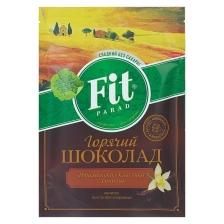 Fit Parad Горячий шоколад со вкусом ванили 200 г (дойпак)