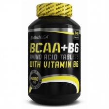 BioTech BCAA + B6 340 caps