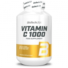 BioTech Vitamin C 1000 100 t