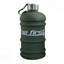 Be First Бутылка для воды 1300 мл, черная матовая