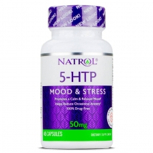 NATROL 5-HTP 50 mg 45 caps
