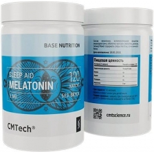 CM Tech Melatonin 5 mg 120 капсул