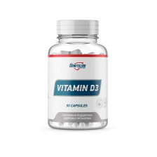 GeneticLab VITAMIN D3 холекальциферол 90 капс