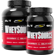 OptiMeal WHEY SOURCE 900 g