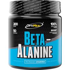 OptiMeal Beta-Alanine 200 g (без вкуса)