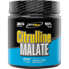 OptiMeal Citrulline Malate 280 g (без вкуса)
