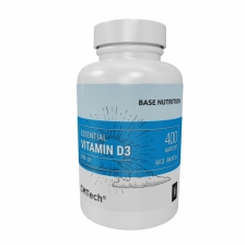 CM Tech Vitamin D 400 капсул